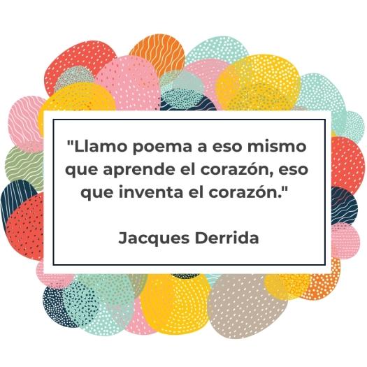 frase Derrida
